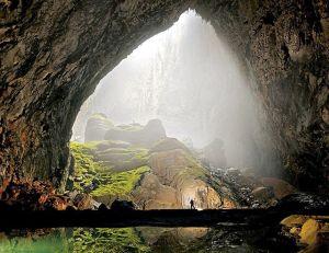 Caverna mito - Vietnam