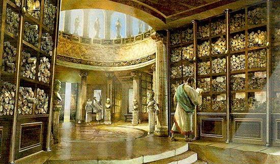 Didaskaleyon biblioteca