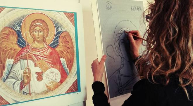 pittura icona 7
