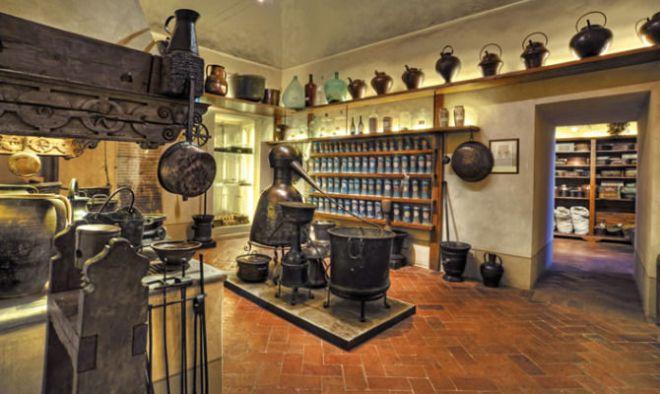 museo erboristico