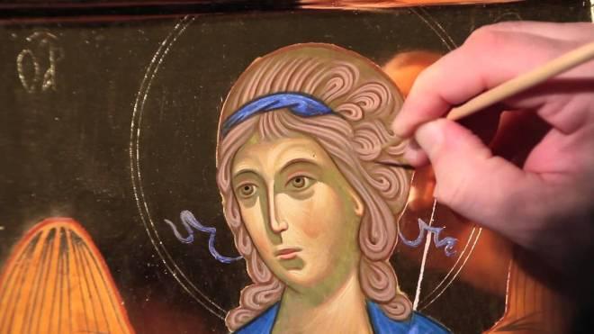 icona dipingere