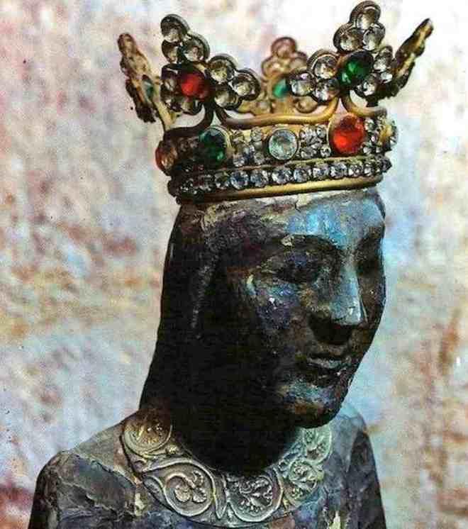 Vergine Nera Rocamadour