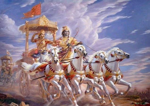 krishna-e-arjuna-battaglia