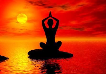 meditazione sole