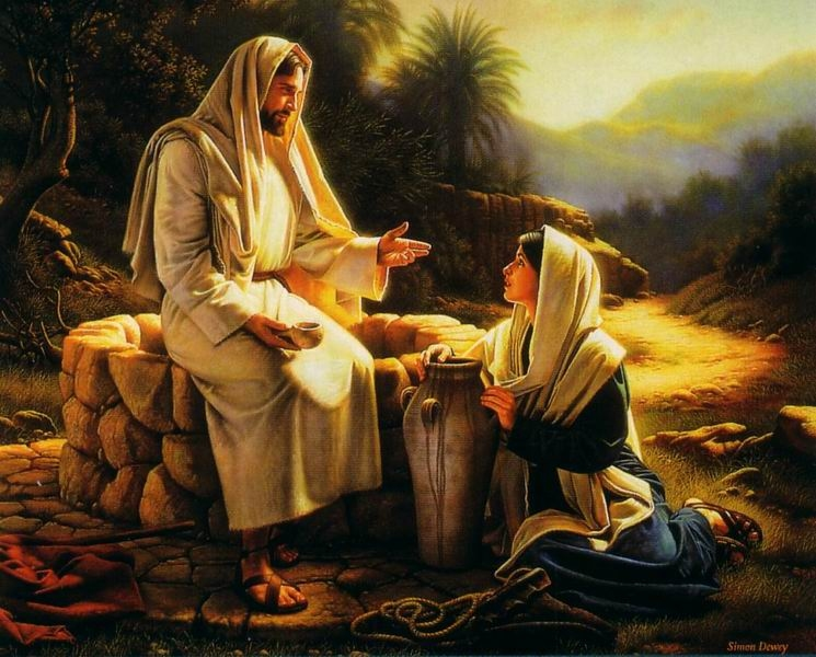 Cristo e Samaritana